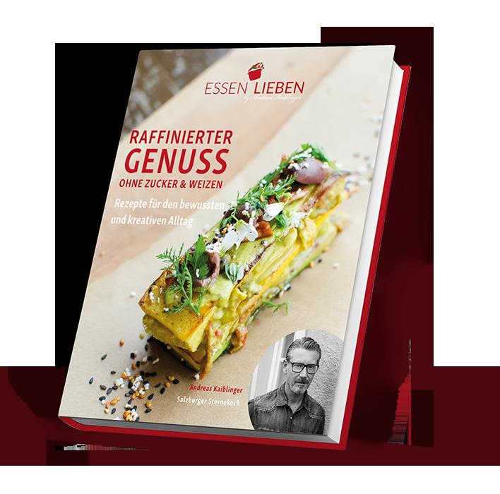 Das erste Essen Lieben Buch kommt! Ab dem 24.09.